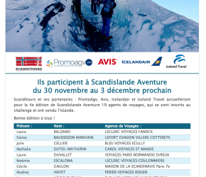 Scandislande Aventure