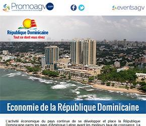 Le panorama économique en République Dominicaine
