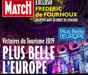 PLUS BELLE L'EUROPE  PARIS MATCH
